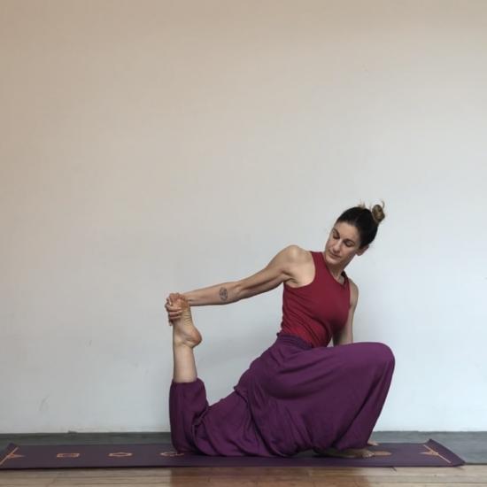 Corso Live Vinyasa Yoga